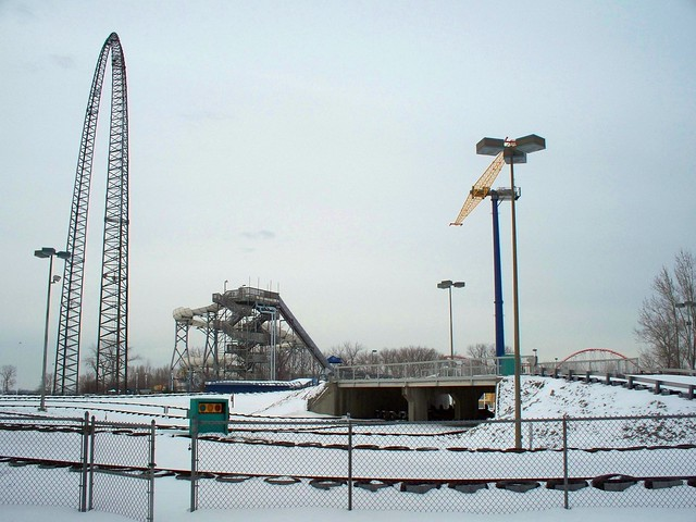 Cedar Point - Off-Season Challenge Racing