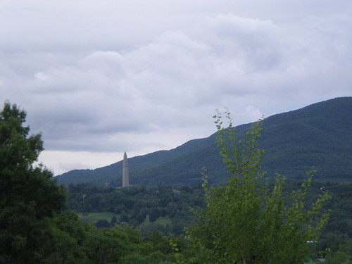 Mount Anthony and Bennington Monument