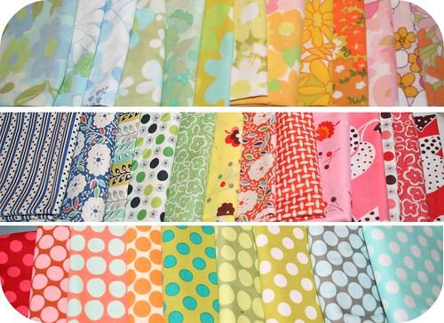 DSQ10 Fabrics