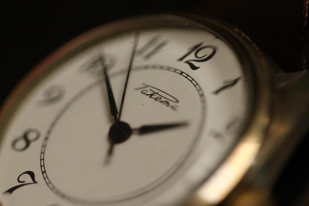 Raketa - old russian mechanical wristwatch / Raketa - montre-bracelet mécanique russe ancienne
