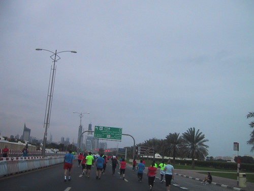 Last Few Kilometers in Al Sufouh Rd