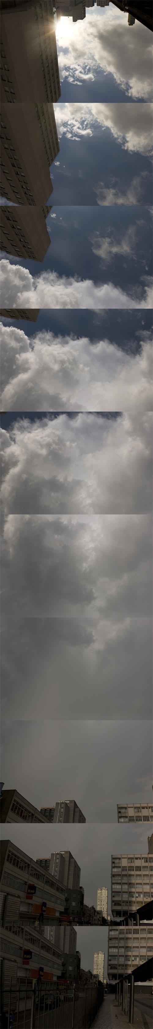 Curitiba: do sol à chuva