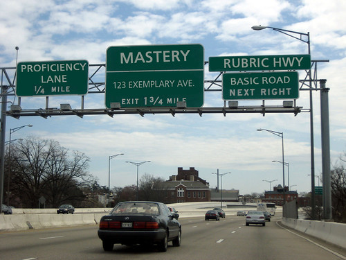 Rubric Highway by jenhegna1, on Flickr