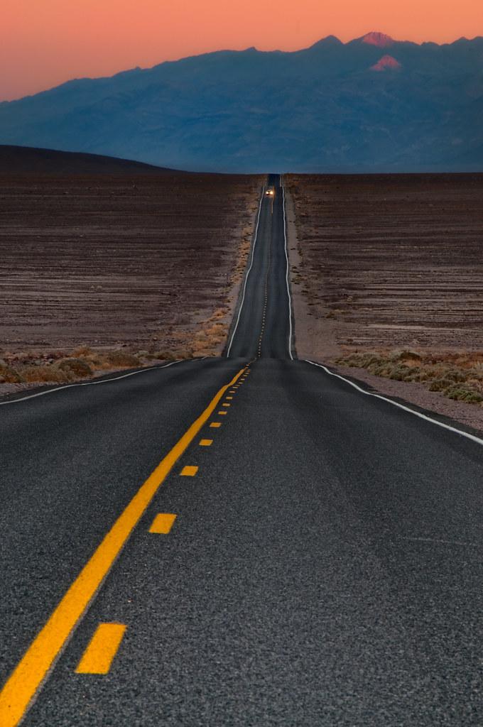 Lonely Road © Harold Davis
