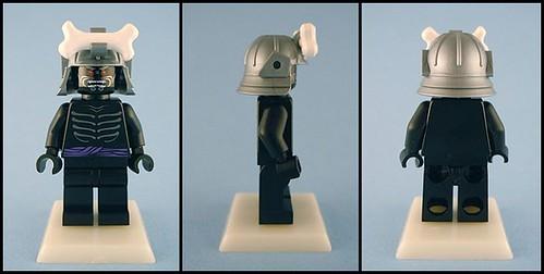 lego ninjago samukai. LEGO Ninjago Garmadon - 360