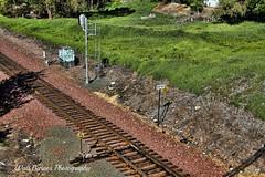 RR signals Topaz (Walt Barnes) Tags: railroad train canon eos rail richmond calif hdr bnsf topaz 60d canoneos60d topazadjust eos60d wdbones99