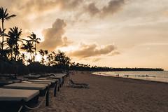 Sunset at Punta Cana (plinioleal) Tags: lunademiel puntacana honey moon sunset nikon photography beautiful golden hour