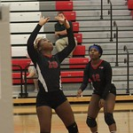 WHS JV Volleyball vs CNHS 9-21-2016
