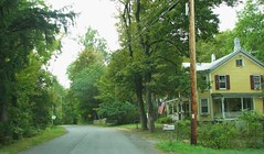 ON MAIN STREET (richie 59) Tags: ulstercountyny ulstercounty newyorkstate newyork unitedstates autumn trees townofesopusny townofesopus mainstreet richie59 stremyny stremy outside weekday fall 2016 thursday sep2016 sep292016 hamlet