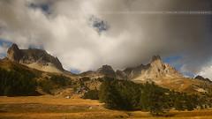 Valle de la Clare ( Hautes-Alpes / France ) (Yannick Lefevre) Tags: europe france alps alpes hautesalpes valle laclare autumn landscape paysage nikon nef raw d300 sigma1020 tripod manfrotto