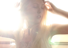 Shandi-lee XVI {window dreams} (Shandi-lee) Tags: light portrait sun sunlight white selfportrait window girl hair arms lensflare blonde dreamy blondehair windowlight sunflare shandilee dwcffselfies