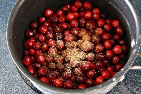 Cranberry Rolls