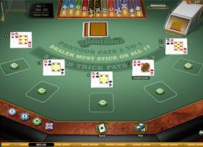 Pontoon Blackjack Gold