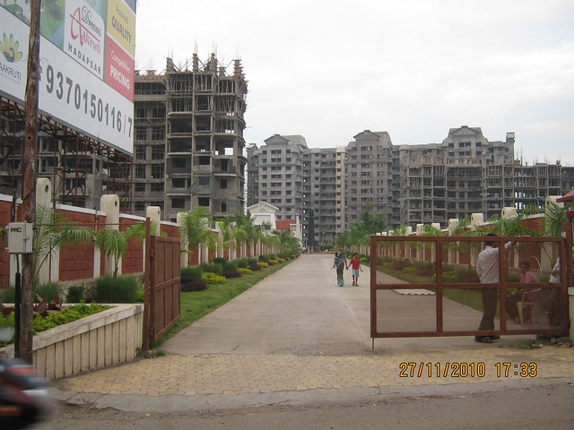 Visit to Kumar Pebble Park, Handewadi, Hadapsar Pune-IMG_4267