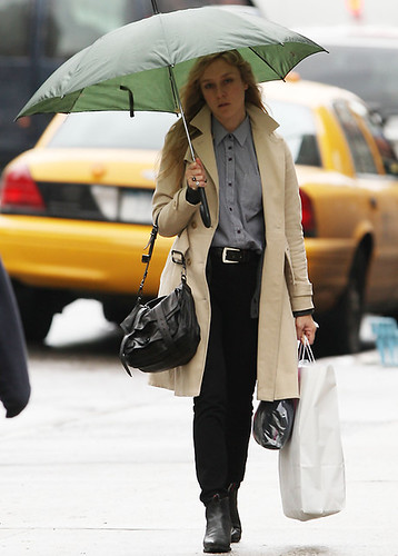 Chloe Sevigny Out In New York City (NO FRANCE, NO GERMANY, NO OZ
