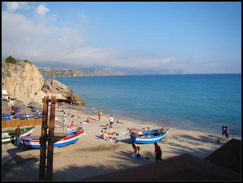 Playa de Calahonda, Nerja (2)