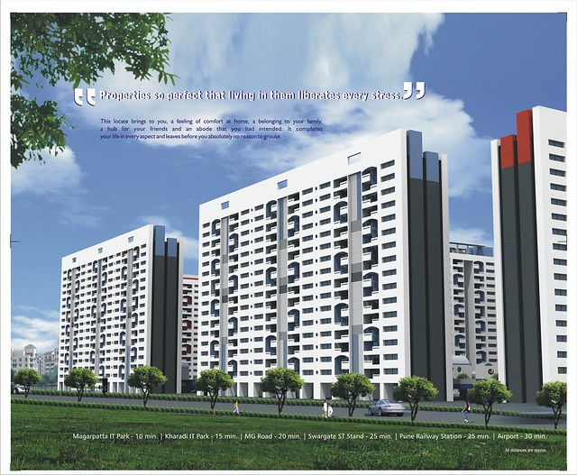 Kumar Pebble Park Handewadi Hadapsar Pune Brochure 8 - 9