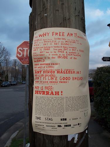 Why Free Art?