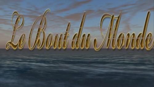 le bout du monde : mysterious wave