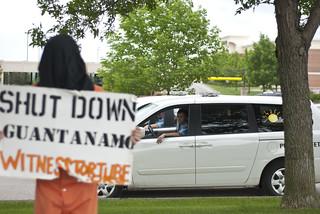 Anti-Torture Vigil - Week 14