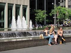 Midtown Manhattan (Sue L C) Tags: newyorkcity newyork manhattan rockefellercenter midtown exxonbuilding 1251avenueoftheamericas