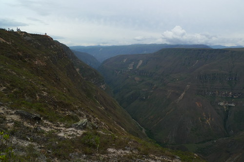 Sonche Canyon - Chachapoyas, Peru