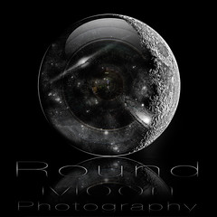 Round Moon Photography (Tyler van der Hoeven) Tags: moon black photoshop lens photography space tokina galaxy website round marble universe cs5