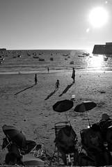 I miss the sunny days when the days seemed endless (Eva Lindberg Photography) Tags: claro blackandwhite espaa blancoynegro luz flickr negro vida sur cdiz espacio tiempo oscuro contrastes evablack evalindberg