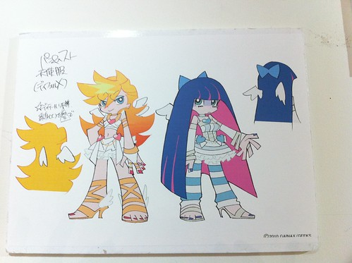 Panty & Stocking with Garterbelt展