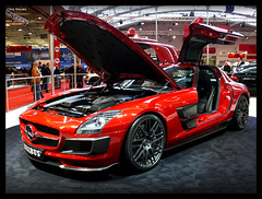 Brabus Widestar SLS (Chris Wevers) Tags: mercedesbenz sls amg essenmotorshow brabus worldcars widestar chriswevers