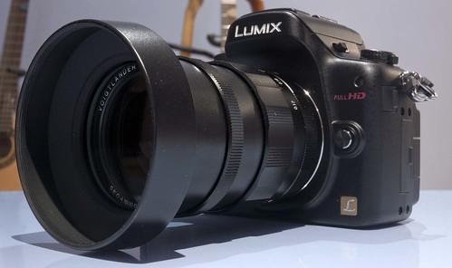 Panasonic GH2 Voigtlander 25mm f0.95