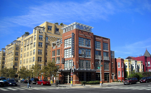the SE corner of Living City Block DC (by: NCinDC, creative commons license)