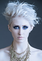 ... (pete_gore) Tags: cold beauty hair cool hairstyle icequeen