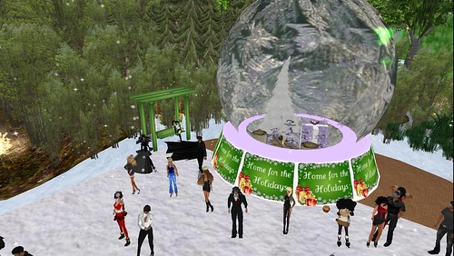 special live music concert in second life