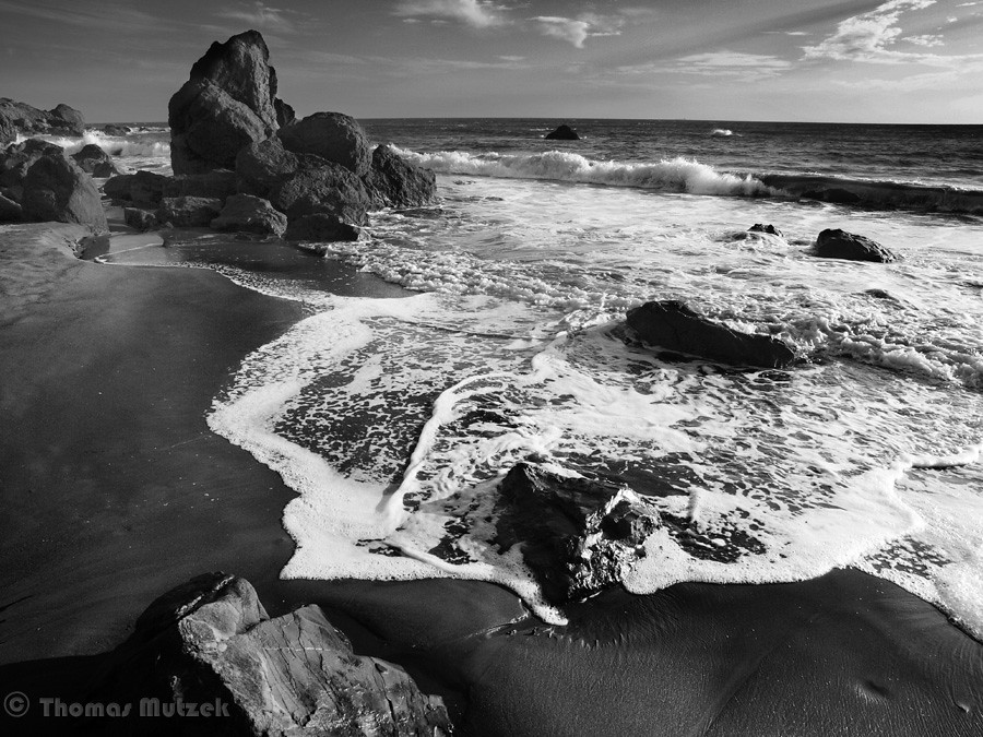 Muir Beach, Marin, California, 2009