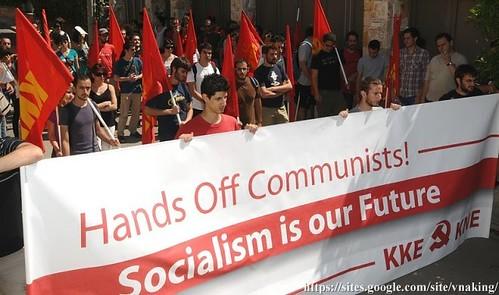kke communists