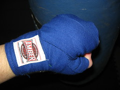 martialarts taekwondo boxing handwraps