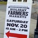 Holiday Farmers' Market, Williamstown
