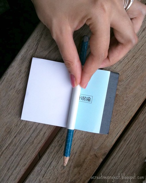 Magnetic notepad tutorial