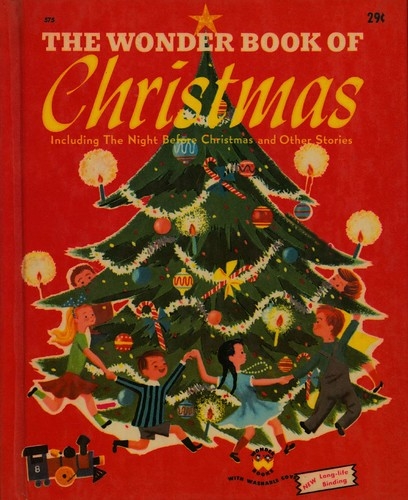 The Wonder Book of Christmas