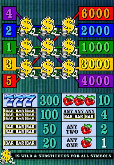 free Cool Buck slot game symbols