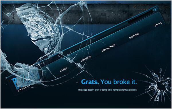 Grats. You broke it.