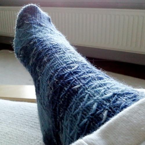 Leyburn sock for BF