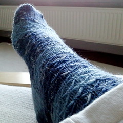 Leyburn sock for BF