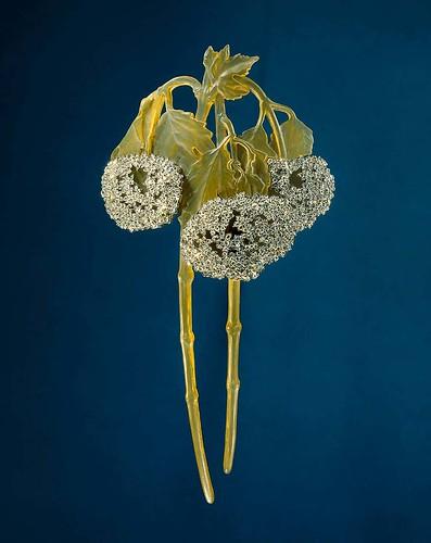 017- Horquilla para el pelo-Lalique 1901-1903-Rijksmuseum Amsterdan