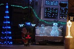 Countdown. (philipgmayer) Tags: liverpool toxteth dingle christmas kelbyclose parkroad 1000