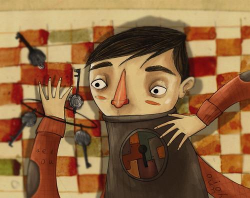 Ilustraciones de Vurro