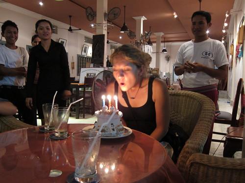 urodzinowy tort Marty