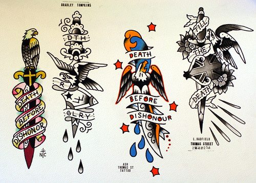 Thoams street flash sheet
