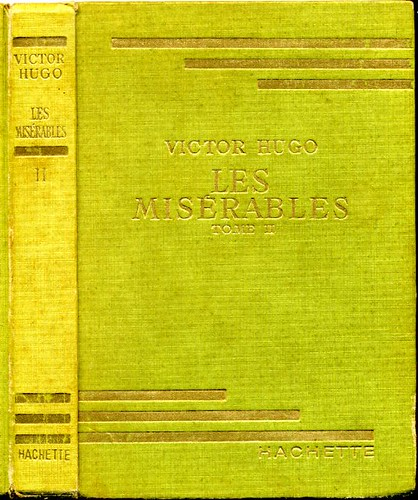 Les Miserables : tome 02, by Victor HUGO